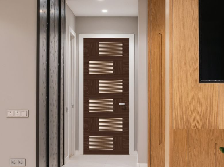 Laminated Door 12
