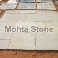 Lime Yellow Patio Pack Flagstone
