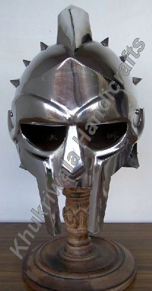 H29 Gladiator Helmet With Steel Nails