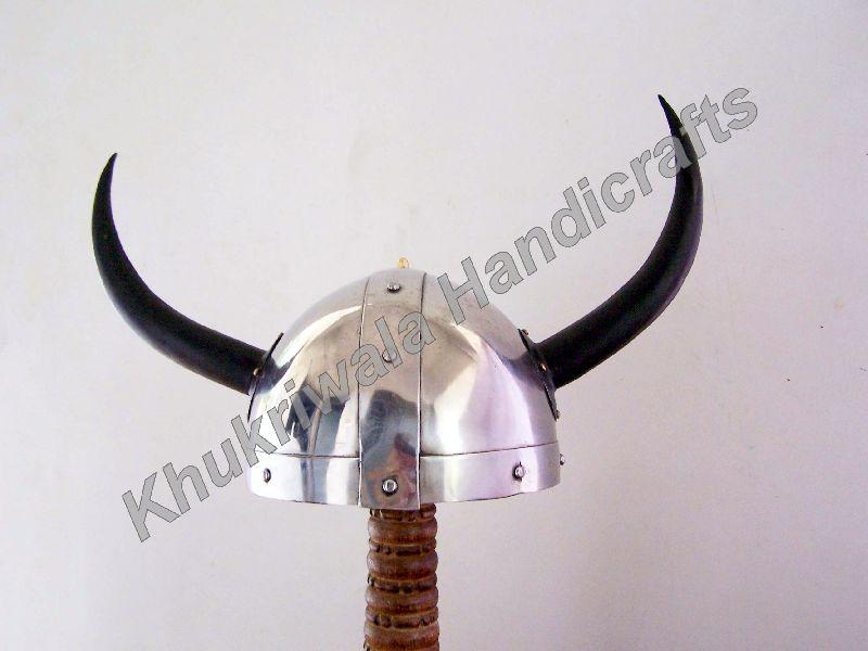 H48 Viking Horned Helmet