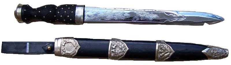HK30 Scottish Dirk