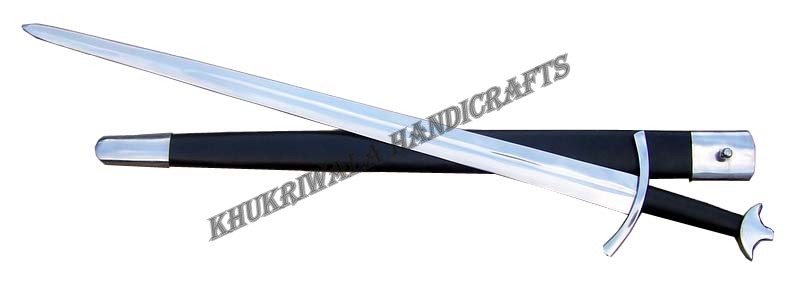 SD118 Battle Sword with Scabbard