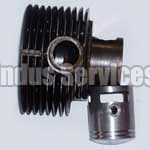 Vespa Cylinder Piston Kit (LML 5 Port)