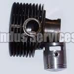 Vespa Cylinder Piston Kit (LML 5 Port)