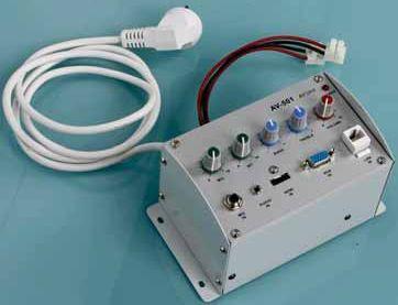 AV-501 Digital Stereo Mixer Amlifier