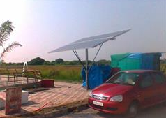 Solar Water Surface Pump