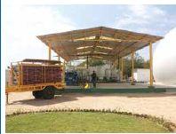 Biogas Enrichment Plant 01