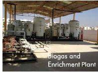 Biogas Enrichment Plant 03