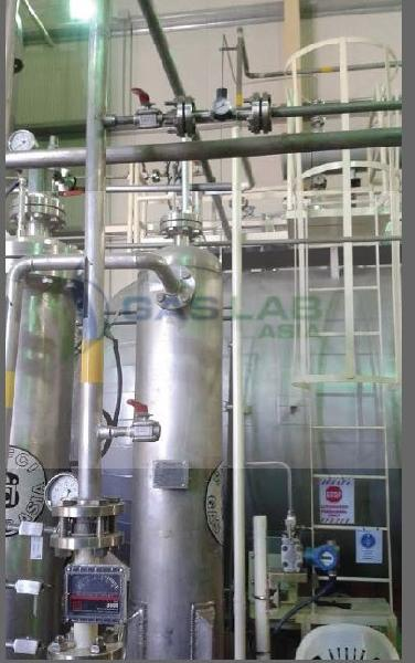CO2 Generation System For Water Desalination Industry