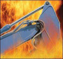 Ester Based Fire Resistant Hydraulic Fluid