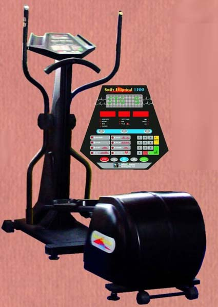 Cardio Elliptical Training Machine