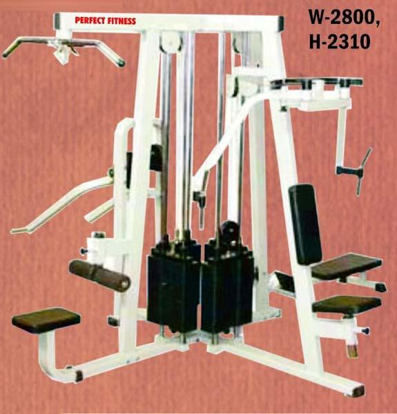 Four Station Multi Purpose Gym