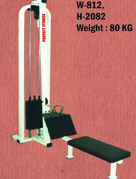 Low Pulley Rowing Machine