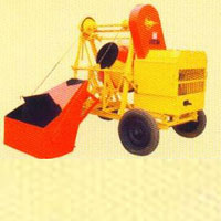 Concrete Mixer Mechanical 200 ltr