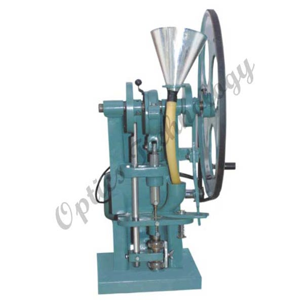 Hand Operated Tablet Machine