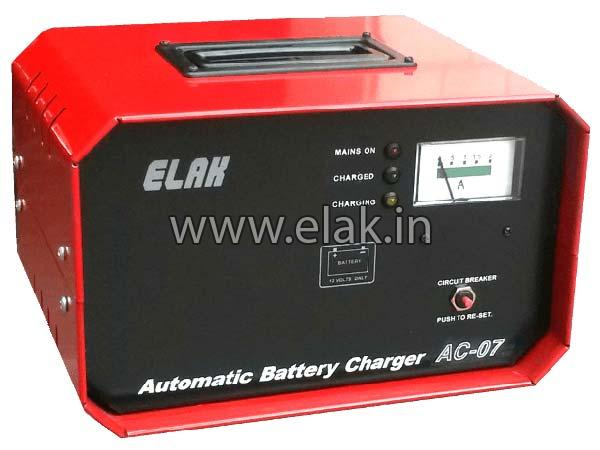 Automatic 2 Wheeler Battery Chargers