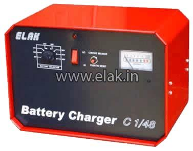 Manual 2 Wheeler Battery Chargers