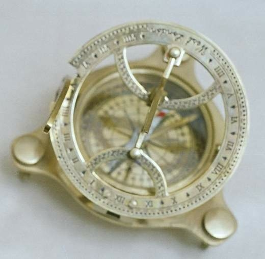 HE-313C-5 Antique Compass