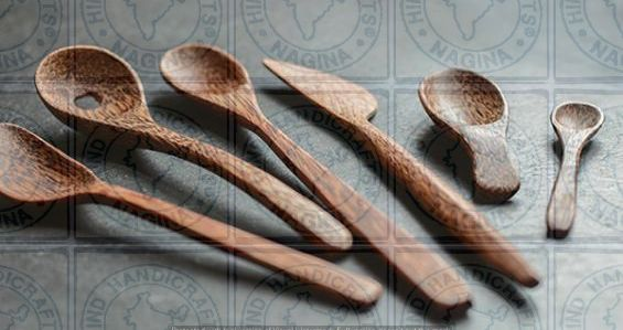HHC168 Wooden Cutlery Set