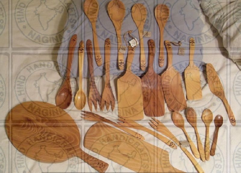 HHC171 Wooden Cutlery Set