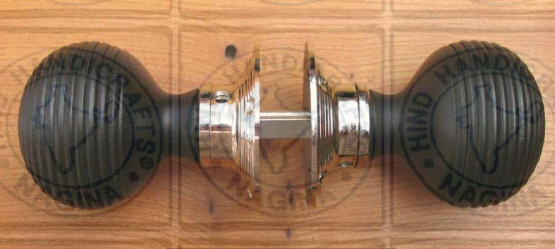 HHC187 Wooden Door Knob