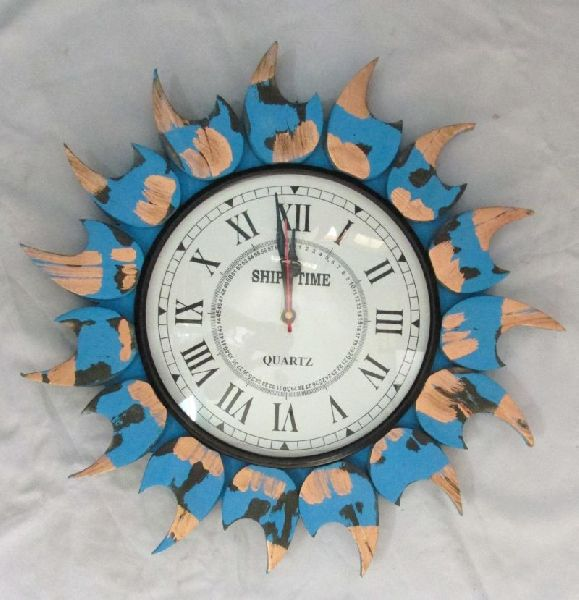 HHC43 Decorative Wall Clock