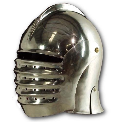 HHC50 Metal Medieval Armour Helmet