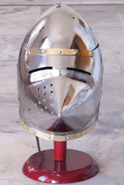 HHC53 Metal Medieval Armour Helmet