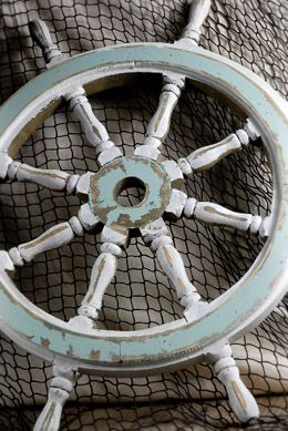 HHC81 Nautical Ship Wheel