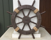 HHC82 Nautical Ship Wheel