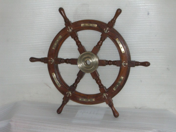 HHC85 Nautical Ship Wheel