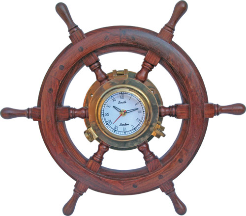 HHC90 Nautical Wall Clock
