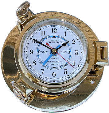 HHC91 Nautical Wall Clock