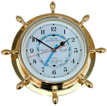 HHC92 Nautical Wall Clock