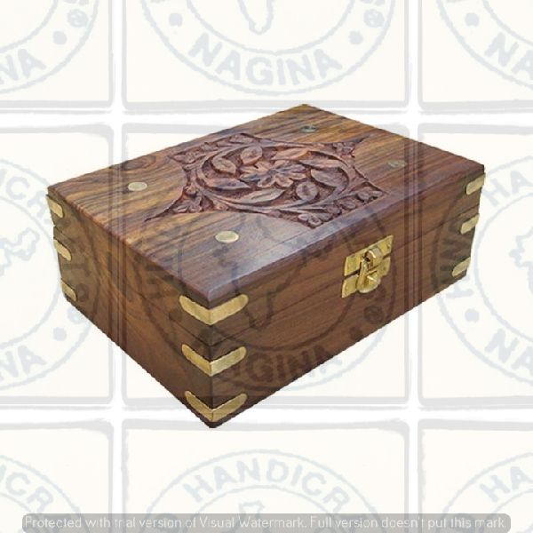 HHC95 Rosewood Jewelry Box