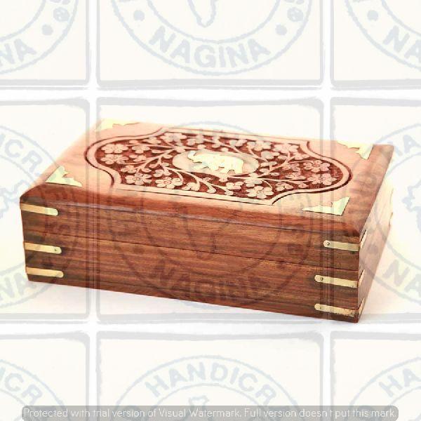 HHC96 Rosewood Jewelry Box