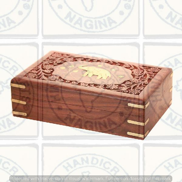 HHC97 Rosewood Jewelry Box
