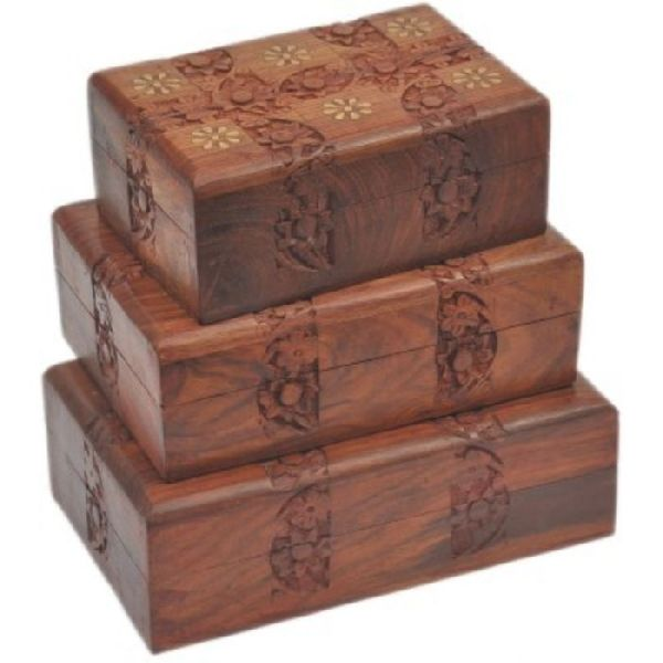 HHC98 Rosewood Jewelry Box