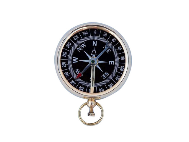 HHWC-NDC-69 Antique Compass