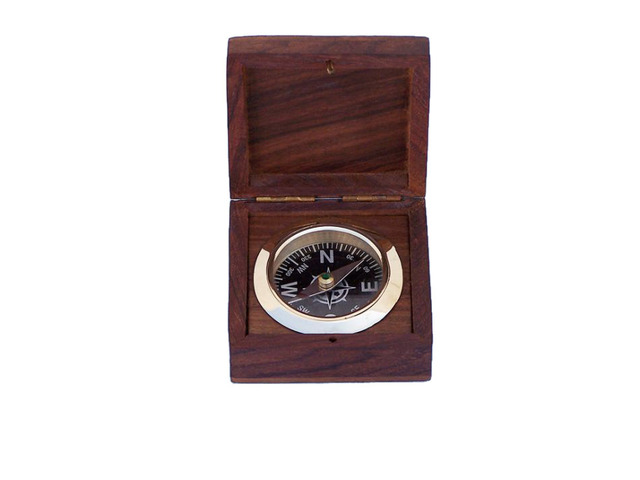 HHWC-NDC-72 Antique Compass