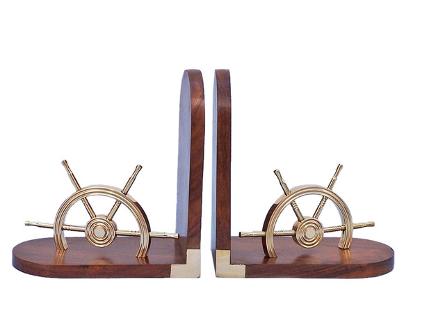 HHWC-NDC-99 Wooden Bookend