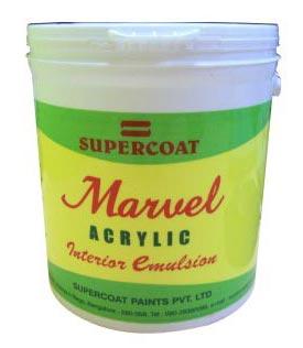 Acrylic Interior Emulsion Paint