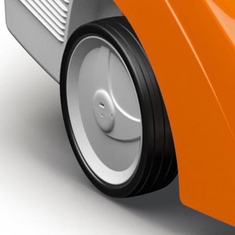 Easy-Running Wheels