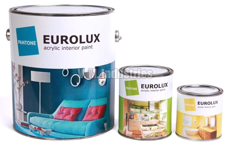 Paint Tin Container