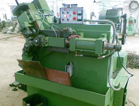 Scaffolding Thread Rolling Machine 01