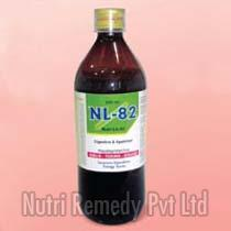 Digestive and Appetizer Tonic (NL-82G)