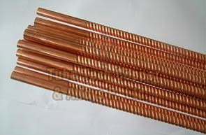 Corrugated Fin Tube