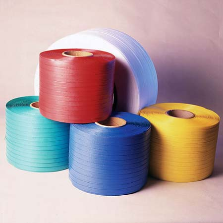 Manual Seal Polypropylene Box Strapping Rolls 01