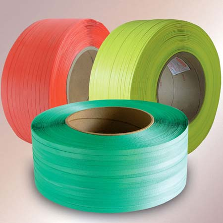 Semi Automatic Polypropylene Box Strapping Rolls