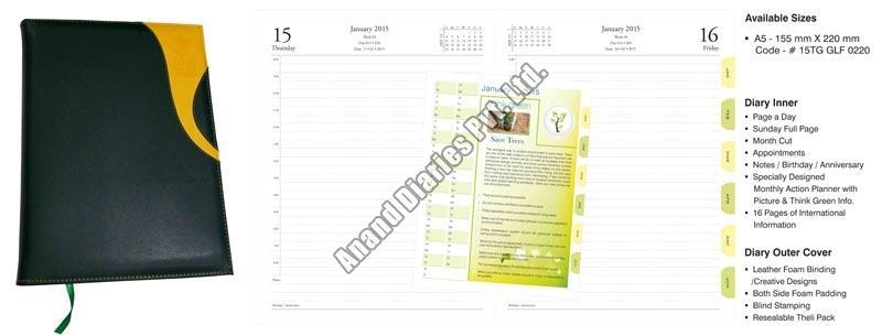 Exclusive Diary (15TG GLF 0220)